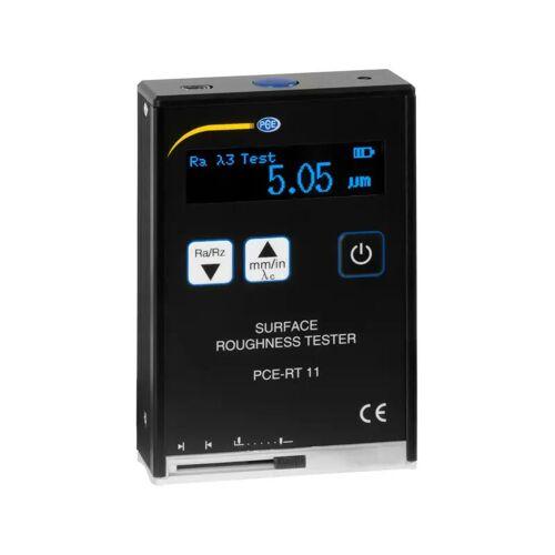 PCE INSTRUMENTS Rauhigkeitsmessgerät PCE-RT 11 für Ra, Rz, Rq und Rt