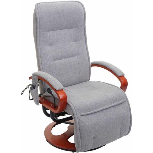 HHG Relaxliege Terni II, Relaxsessel Massagesessel, MIT Massage