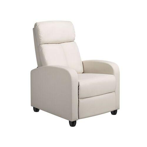 Yaheetech - Relaxsessel Ruhesessel Fernsehsessel Cinemasessel Sofa