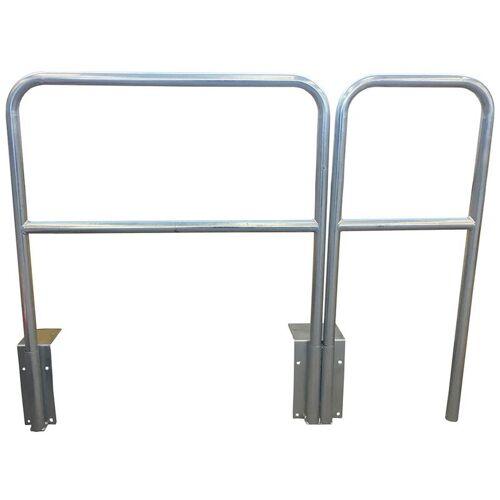 RS PRO Stahl Grau Absperrung - Rs Pro