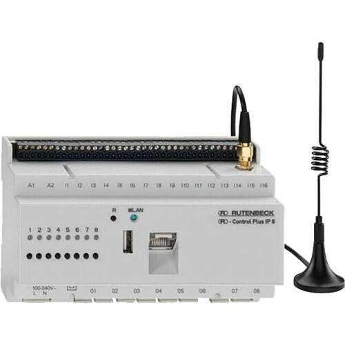 RUTENBECK IP-Schaltaktor Control Plus IP 8 - Rutenbeck