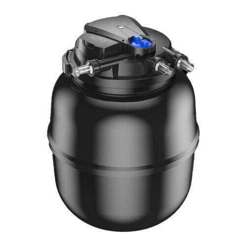 AQUARISTIKWELT24 Schwimmteichfilter Set CPA 75000 24V regelbare Teichpumpe bis 100.000l