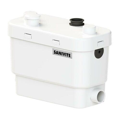 Lomac - SFA SANIBROY SANIVITE+ für Fäkalienfreises Abwasser Hebeanlage