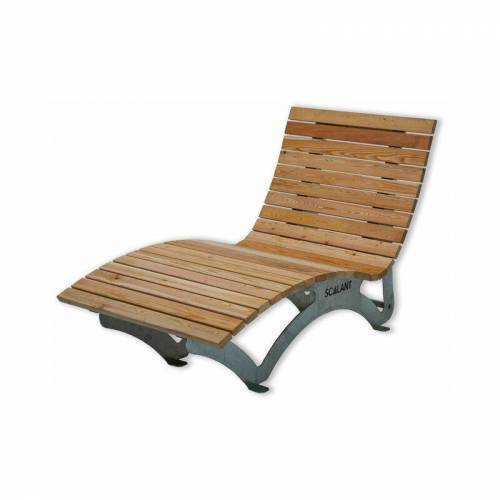 Scalant - Single-Waldsofa FORST 75, Außenliege, Himmelsliege, Holzliege