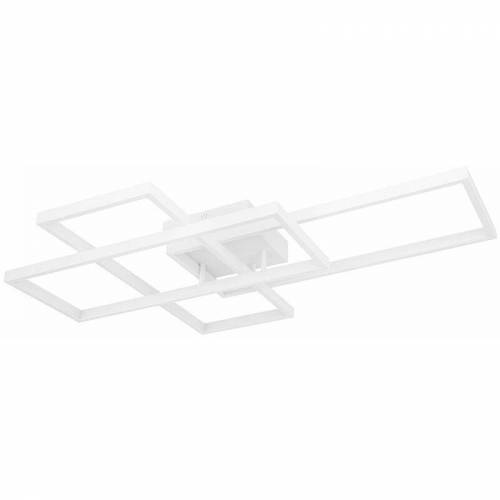 GLOBO Smart LED Design Decken Lampe Leuchte Kristallen Fernbedienung Dimmbar