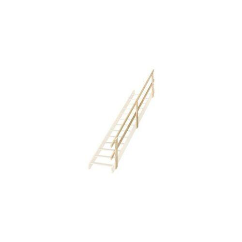 NO_BRAND Treppenhandlauf Sauger 70 cm (Kiefer)