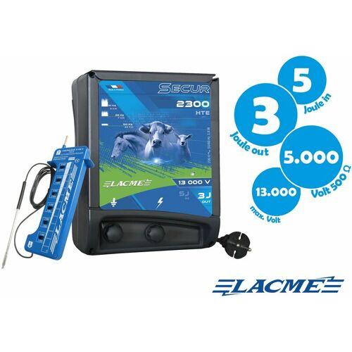 Lacme - Weidezaun-Netzgerät SECUR 2300 HTE 3 Joule