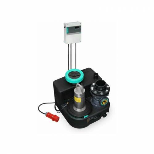 WILO DrainLift SANI-S.11T/1, 400 Volt Hebeanlage Abwasserhebeanlage