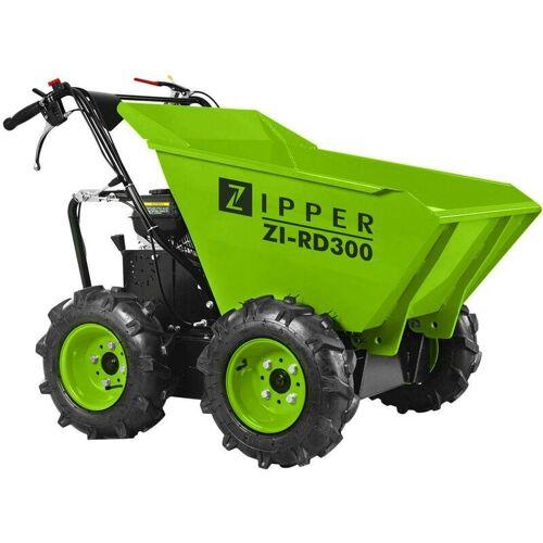 ZIPPER Motorschubkarre Minidumper Dumper Schubkarre 4X4 196Cc Zipper Zi-Rd300