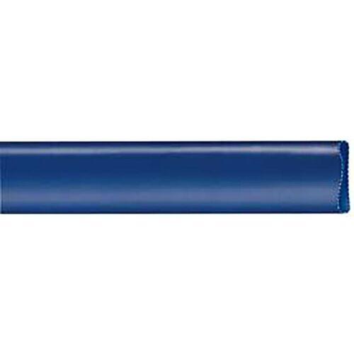 FORMAT Eurolon-Blau/6 76 mm fl. aufrollbar Vinylschlauch (Inh.100 m)