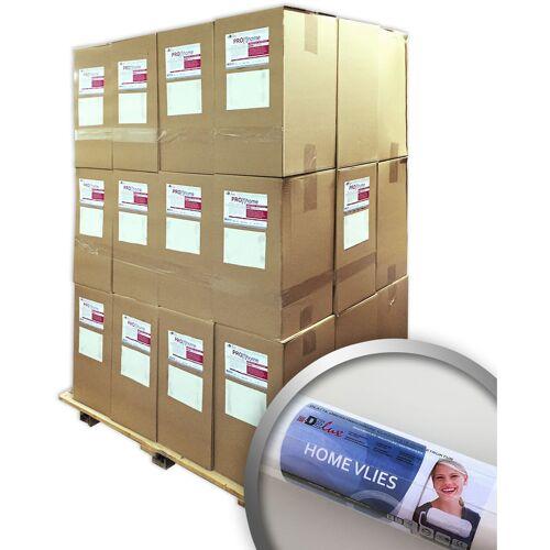 E-delux - HomeVlies 120 g glatte überstreichbare Vliestapete Glattvlies