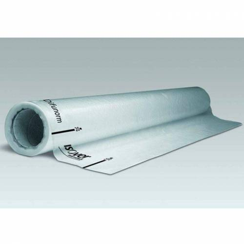 ISOVER Dampfbremsfolie Difunorm 2 m x 50 m - Isover