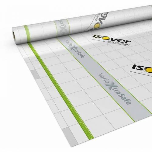 ISOVER Vario XtraSafe Klimamembran 1,5 x 40,0 m - Isover