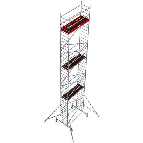 Krause ProTec Alu Fahrgerüst Baugerüst Gerüst Arbeitsgerüst Höhe 2,90m