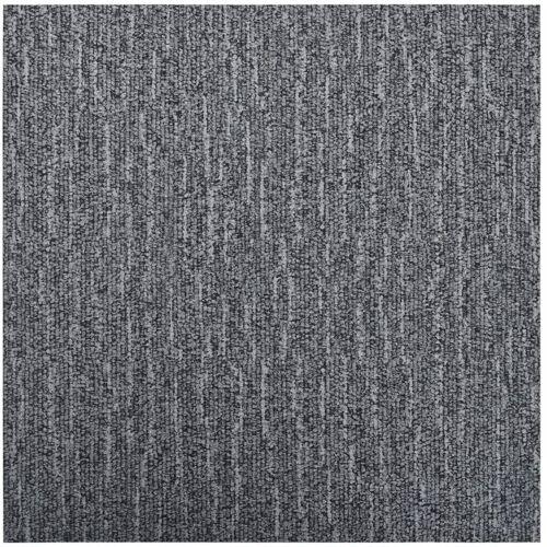 VIDAXL Laminat Dielen Selbstklebend 5,11 m² PVC Grau
