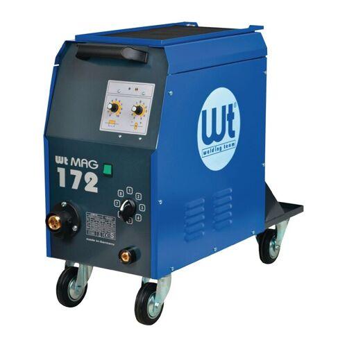 WELDING TEAM MIG/MAG-Schweißanlage WT-MAG 172 o.Zub.25-170 A gasg. - Welding Team