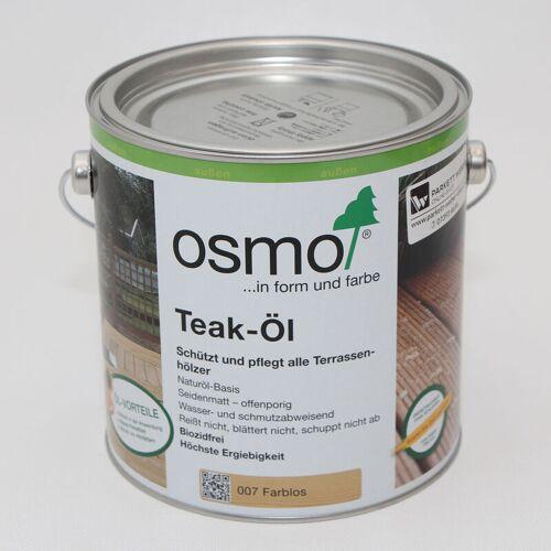 OSMO Terrassen-Öl Mooreiche (021) 2,5 Liter - Osmo