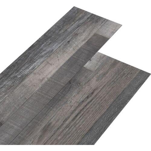VIDAXL PVC-Laminat-Dielen 4,46 m² 3 mm Industrielle Holzoptik