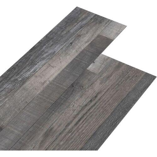 VIDAXL PVC-Laminat-Dielen 5,26 m² 2 mm Industrielle Holzoptik