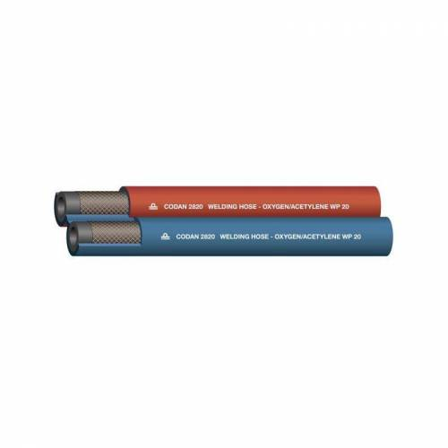 RS PRO EPDM Schlauch, Ø 5mm x 25m, für Acetylengas