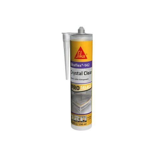 SIKA Sikaflex-142 Kristallklarer Mastix-Klebstoff - Transparent - 290ml