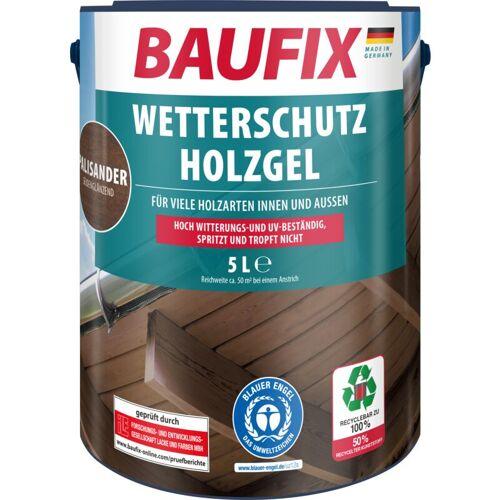 BAUFIX Wetterschutz-Holzgel palisander - Baufix