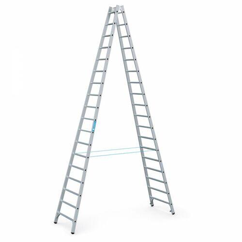 Zarges Sprossenstehleiter Coni B 2x18 Sprossen