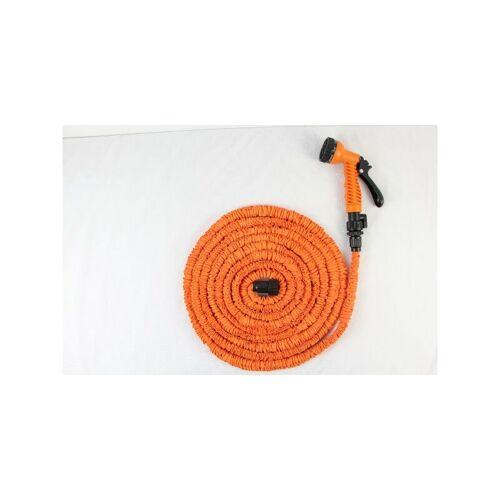 AQUAGART 15m ® Flexischlauch Gartenschlauch flexibler Wasserschlauch Schlauch