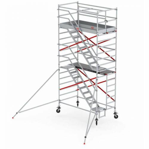 ALTREX RS TOWER 53 6.2m Holz 245 - Altrex