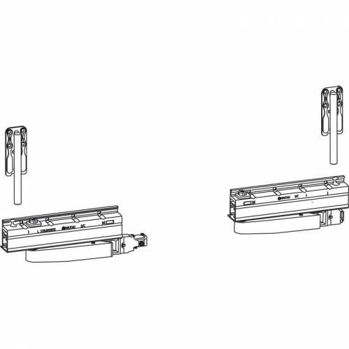 HAUTAU ATRIUM HKS 160 S ohne Zentralverschluss,links, 160kg, 1