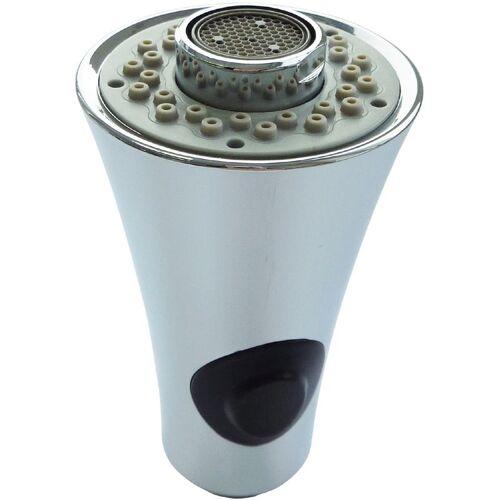 CALMWATERS ® Ersatz-Geschirrbrause für Küchenarmatur, mit 2 Strahlarten &