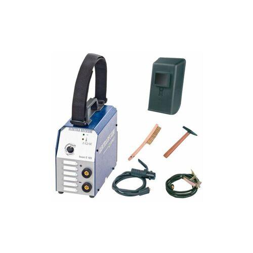 Elektra Beckum Elektroden Schweißgerät Inverter E 165