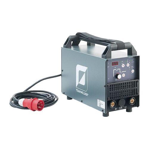 TEAMWELDER Elektrodenschweißgerät MMA 300 cel Set m.Zub.10-300 A TEAMWELDER