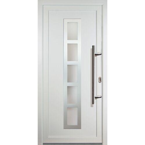 MEETH JM Signum PVC Model 51, innen: weiß, außen: weiß, Breite: 88cm, Höhe: