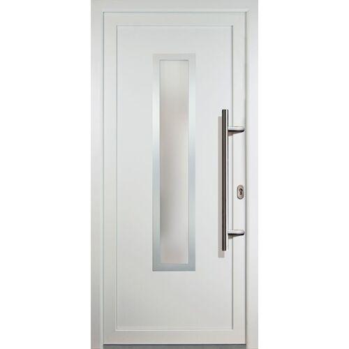 MEETH JM Signum PVC Model 32, innen: weiß, außen: weiß, Breite: 98cm, Höhe: