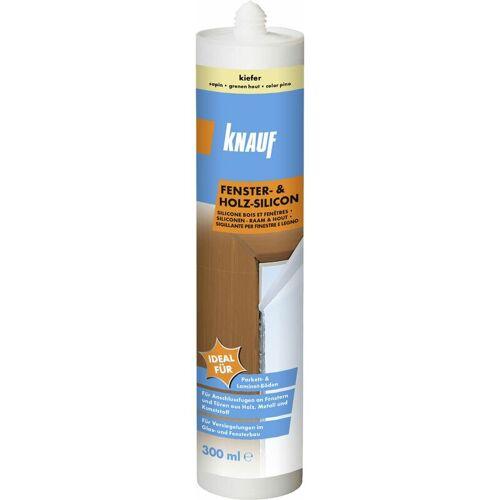 KNAUF Fenster- und Holz-Silikon kiefer, 300 ml - Knauf