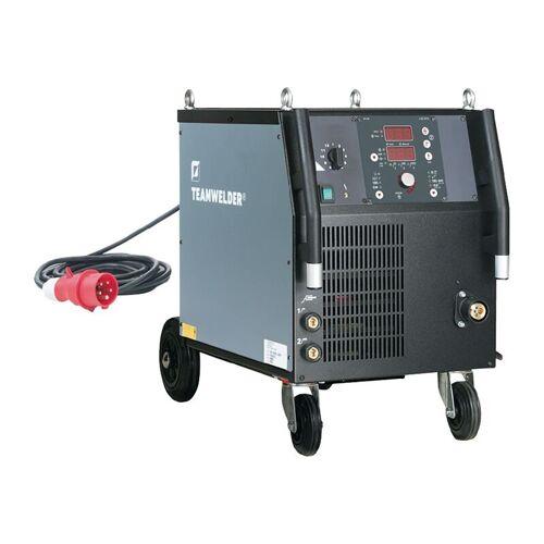 TEAMWELDER MIG/MAG-Schweißanlage MIG 302 S Synergic Set m.Zub.30-300 A