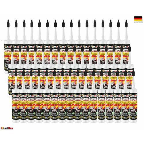 Isolbau - Montagekleber FIX-POWER Baukleber 48 x 480g Kartusche weiß