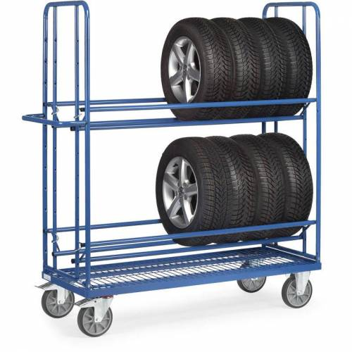 Fetra Reifenwagen mit 400 kg Tragkraft