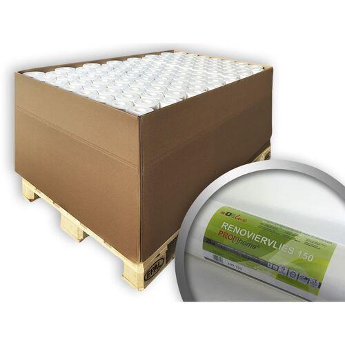 E-delux - Renoviervlies PROFHOME 150 g Malervlies Anstrich-Vlies glatte