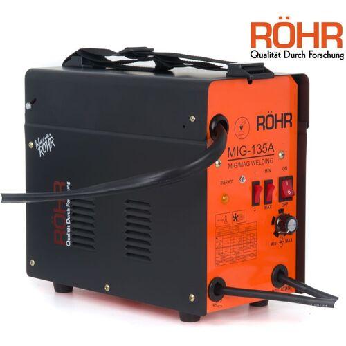 Röhr MIG-135A - Schweißgerät für MIG-Schweißen - ohne Gas - AC - 240 V