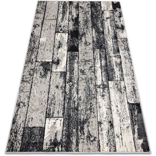 RUGSX Teppich LISBOA 27211356 Tafel, Parkett Rechtecke grau Grau und