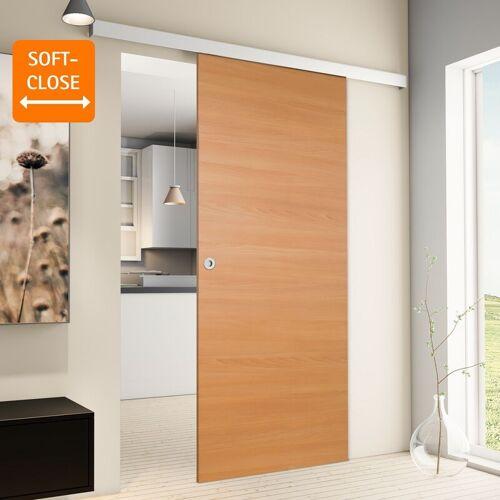 inova Star Tür Schiebetür Holz Buche 880x2035 Zimmertür Holztür Schiebetürsystem