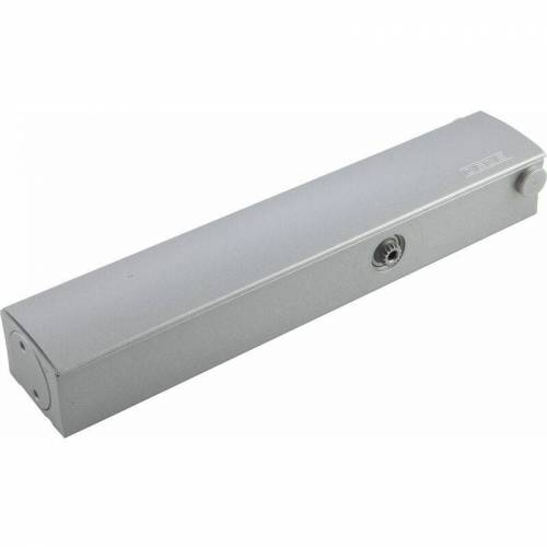 GEZE Automatischer Türschließer TS 4000 E, EN 1-6 ohne Gestänge, silber, 1