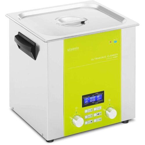 ULSONIX Ultraschallreiniger 10 Liter Ultraschallreinigungsgerät Degas Sweep