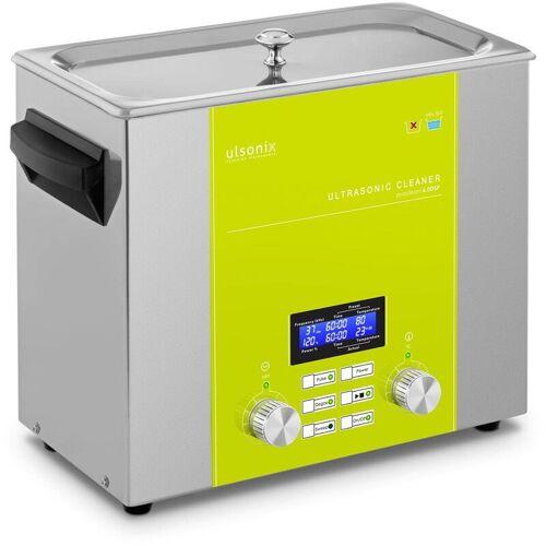 Ulsonix - Ultraschallreiniger 6 Liter Ultraschallreinigungsgerät Degas