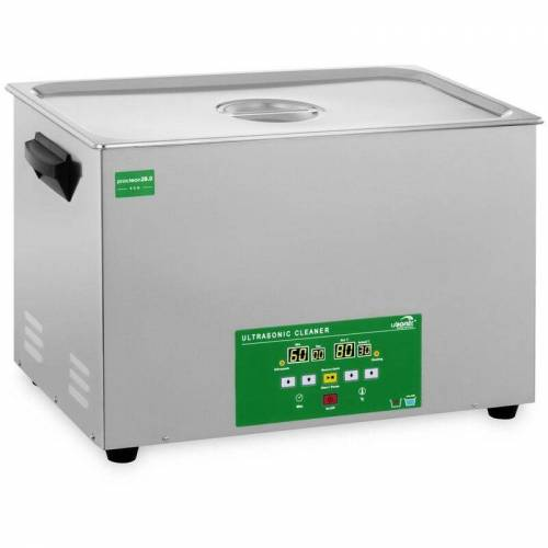 ULSONIX Ultraschallreiniger Ultraschallreinigungsgerät Edelstahl Memory 480 W