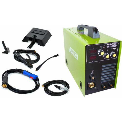 Varan Motors - var-mig250s Lichtbogen- und MIG 250A-Schweißgerät ,