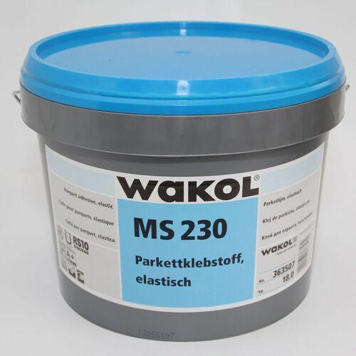 Wakol MS 230 Parkettkleber elastisch 18 kg