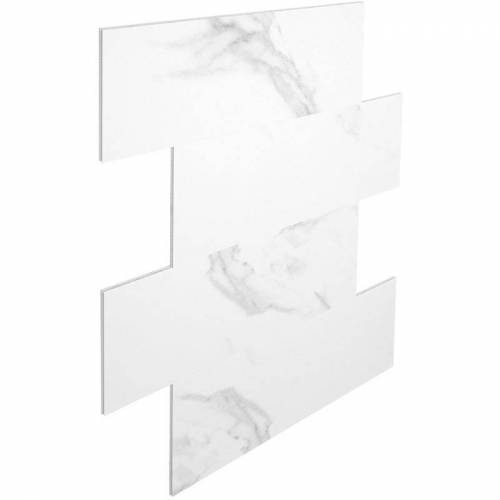 Hexim Perfect - Wandfliesen ohne Fugen   Bad   SPC Vinyl Fliesen